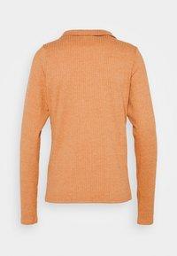 Fashion Union Tall - FENNEL CARDI - Chaqueta de punto - orange - 6