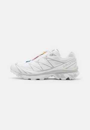 XT 6 UNISEX - Joggesko - white/lunar rock