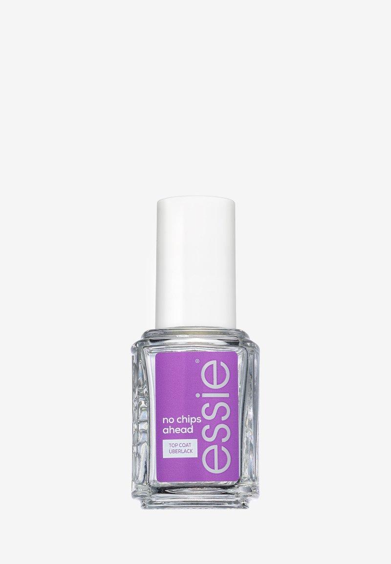 Essie - TOP COAT - Nail polish (top coat) - no chips ahead