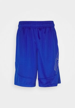 CURRY UNDERRATED SHORT - Short de sport - royal