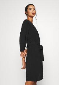 Vila - VIRASHA DRESS - Day dress - black - 3