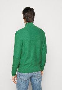 Polo Ralph Lauren - LONG SLEEVE  - Stickad tröja - potomac green heather - 2