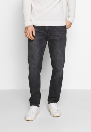 THE NORM  MAKE A MARK - Jeans a sigaretta - dark blue denim