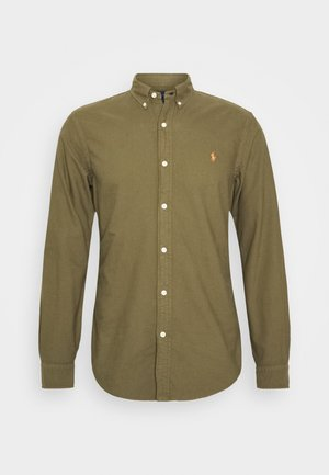 GD OXFORD - Shirt - defender green