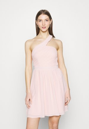 VIKATELYN ONESHOULDER  DRESS - Cocktail dress / Party dress - rose smoke