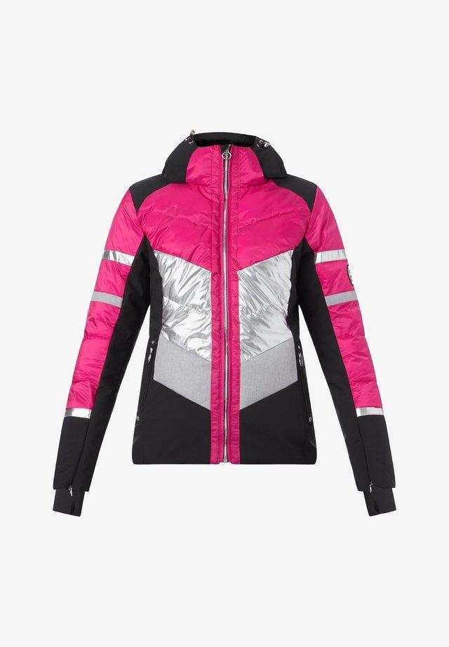 Winter jacket - pink dark