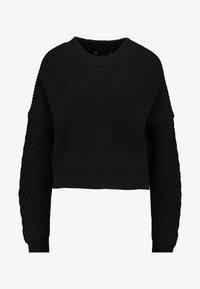 WEET - Jumper - dk black