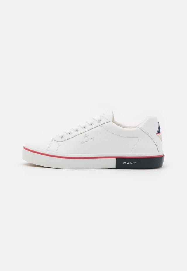SEAVILLE  - Sneakersy niskie - white