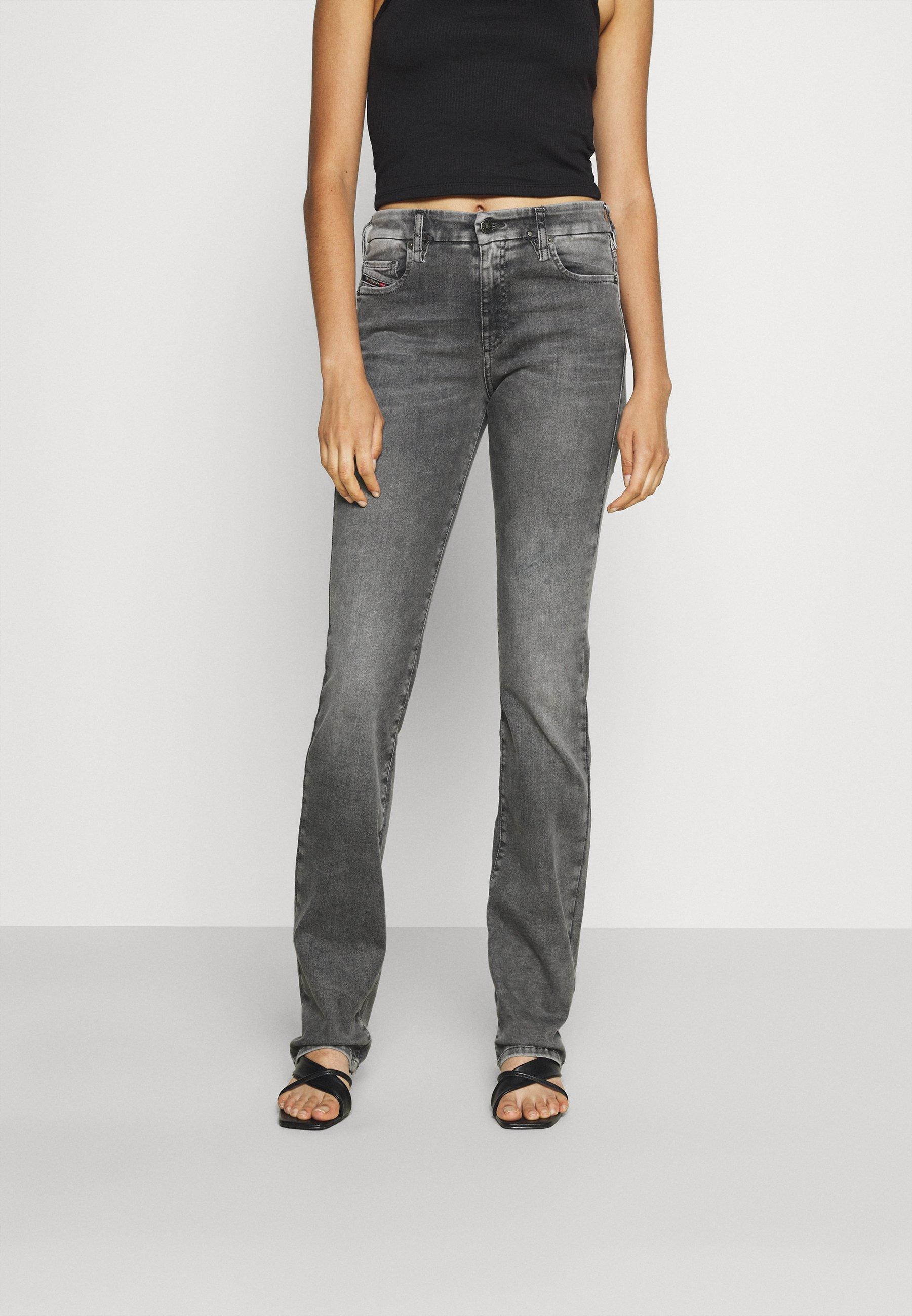 Femme D-SLANDY-B - Jean bootcut