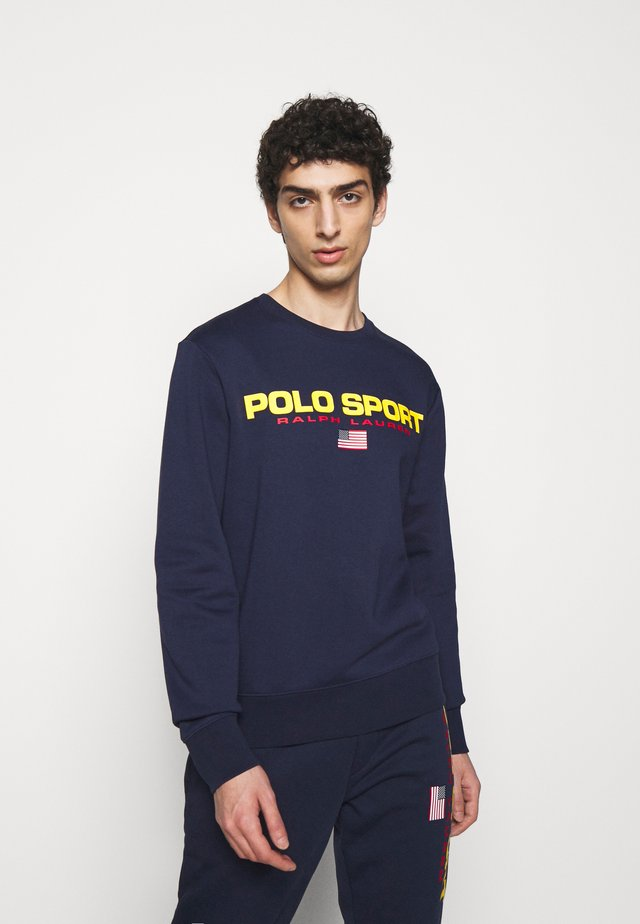 SPORT - Sweatshirt - cruise navy
