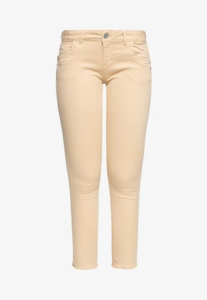 LEONI - Slim fit jeans - sand