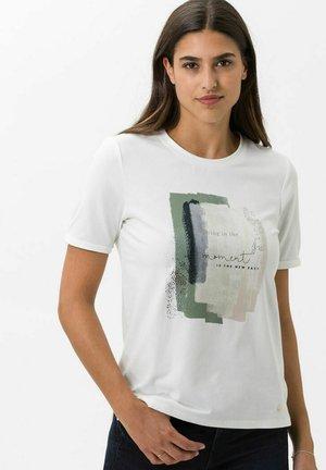 STYLE CIRA - Print T-shirt - offwhite