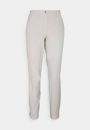 WOMENS SKOMER PANTS - Trousers - silver
