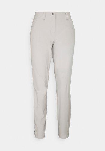 WOMENS SKOMER PANTS - Bukser - silver