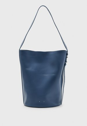 Tote bag - jeans blue