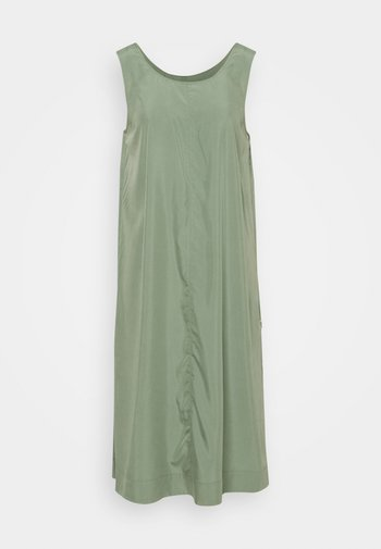 GREGAL DRESS WOMAN - Robe d'été - green shadow