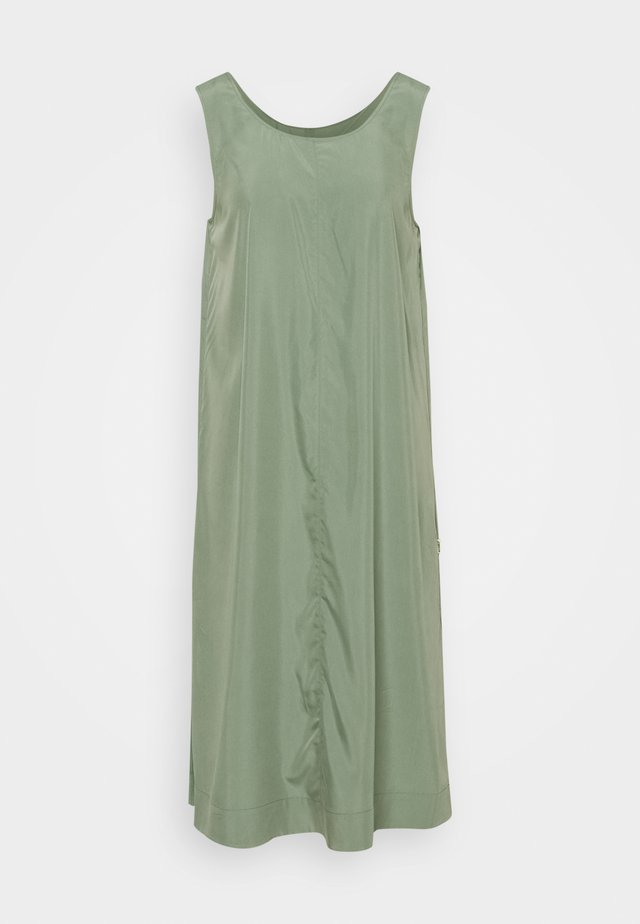 GREGAL DRESS WOMAN - Vestido informal - green shadow