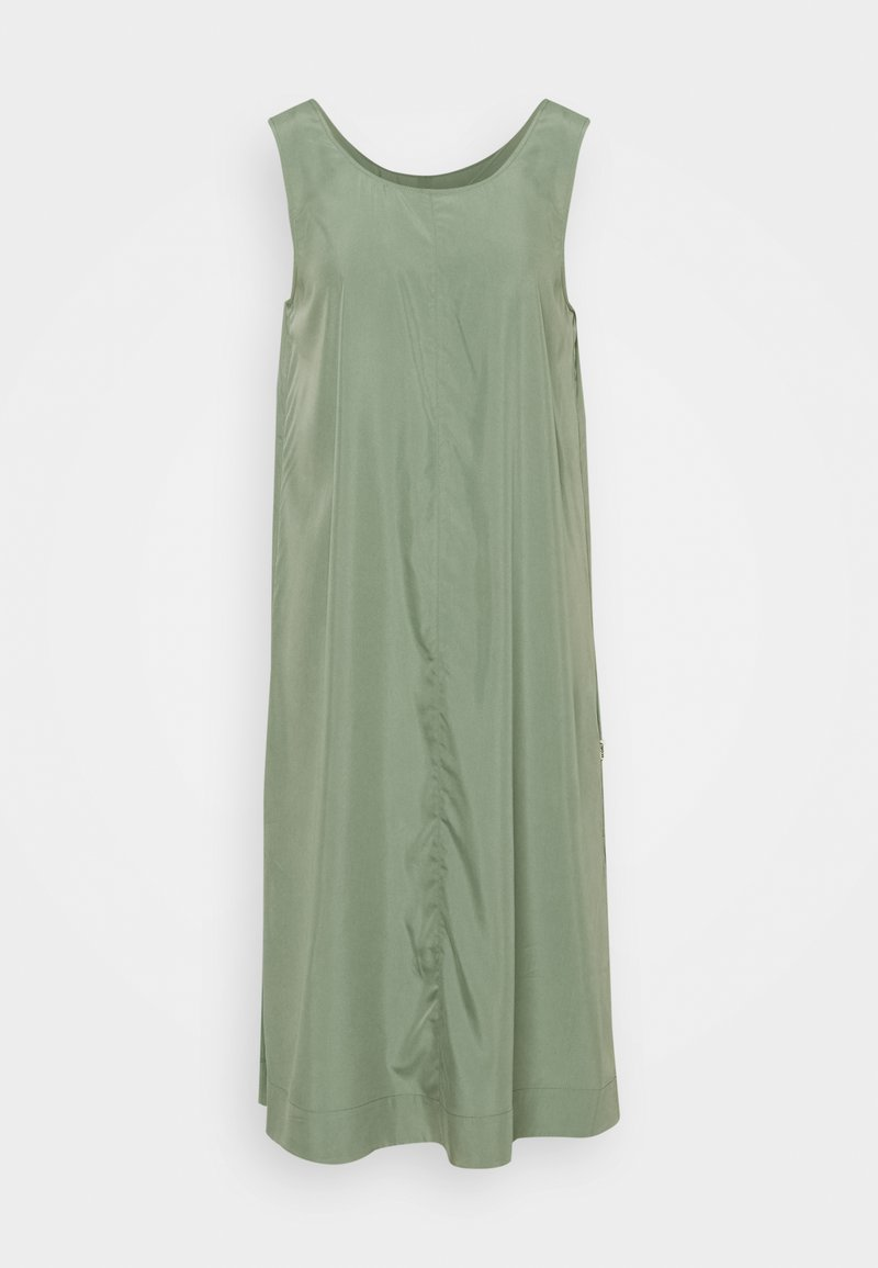 Ecoalf - GREGAL DRESS WOMAN - Day dress - green shadow