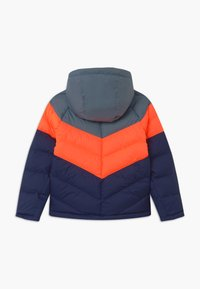 Nike Sportswear - UNISEX - Chaqueta de invierno - ozone blue/hyper crimson/midnight navy - 1