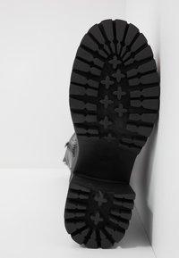 Coolway - BOR - Platform boots - black - 6