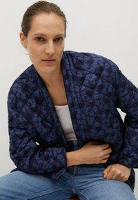 Mango - Winter jacket - bleu marine foncé - 4