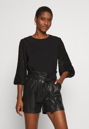SHARON - Sweter - noir
