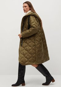 Mango - GAMBA - Winter coat - khaki - 5