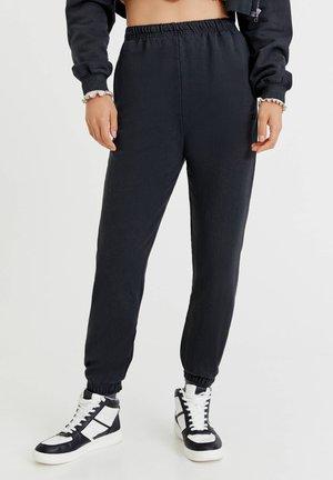 PACIFIC  - Pantaloni sportivi - mottled dark grey