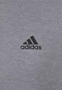 adidas Golf - THREE STRIPE ZIP LEFT CHEST - Sweatshirt - grey three melange - 2