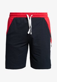 Brave Soul - CULLEN - Shorts - navy/red/white - 3