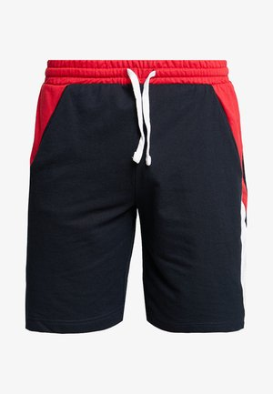 CULLEN - Kraťasy - navy/red/white
