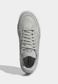 adidas Originals - SUPERCOURT W - Sneakersy niskie - ashsil/ashsil/crywht - 4