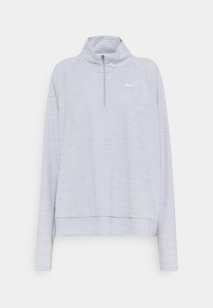 PACER - Topper langermet - smoke grey