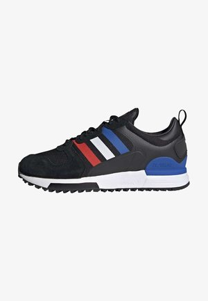 ZX UNISEX - Zapatillas - core black/blue/red