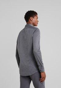 DRYKORN - SOLO - Zakelijk overhemd - dark grey - 2