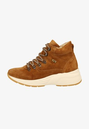High-top trainers - cuoio / 22