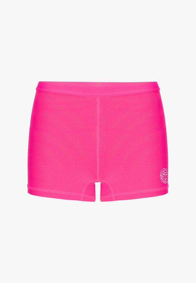 KIERA TECH - Sportovní kraťasy - pink