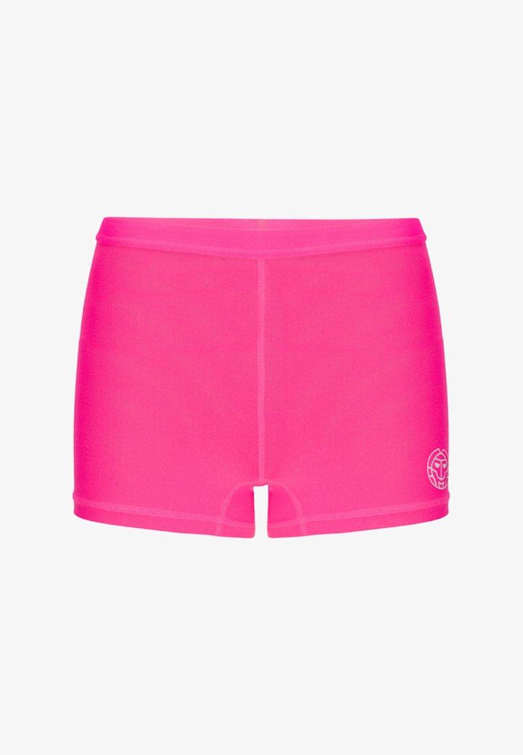 BIDI BADU - KIERA TECH - Sportovní kraťasy - pink