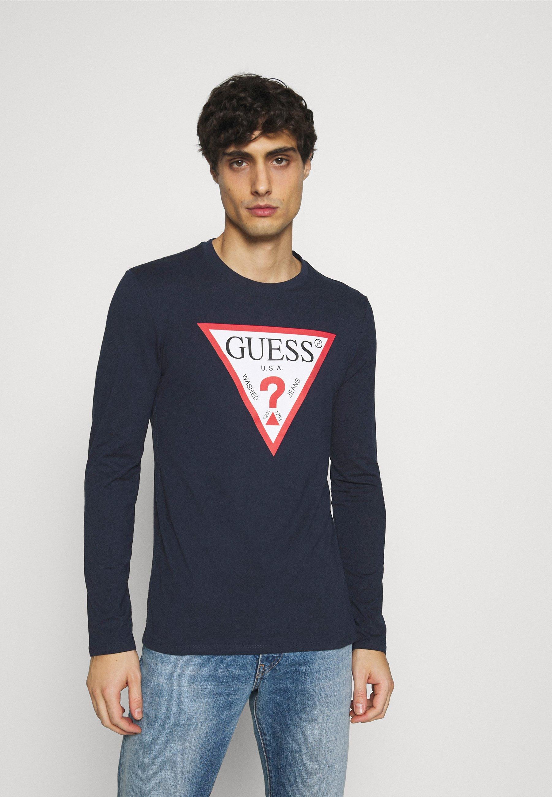 Herrer ORIGINAL LOGO - Langærmede T-shirts