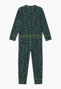 Claesen's - BOYS ONEPIECE - Pyjamas - dark green/light green - 1