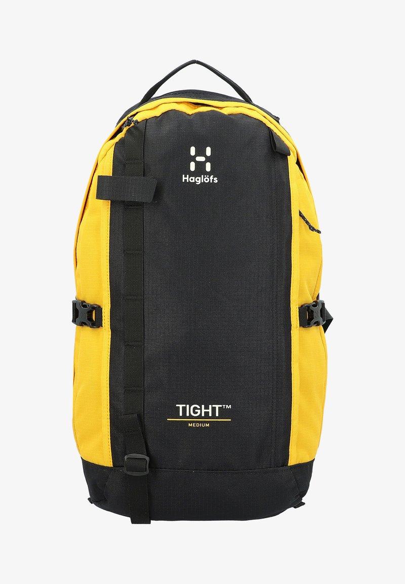 Haglöfs - TIGHT - Rucksack - true black pumpkin yellow