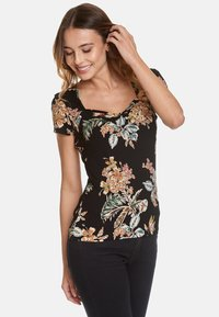 Vive Maria - Print T-shirt - black - 2