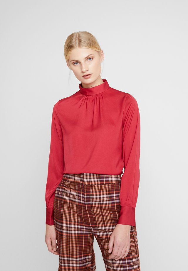 WALKER - Blouse - cerise
