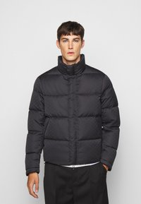 Emporio Armani - Down jacket - dark blue - 4