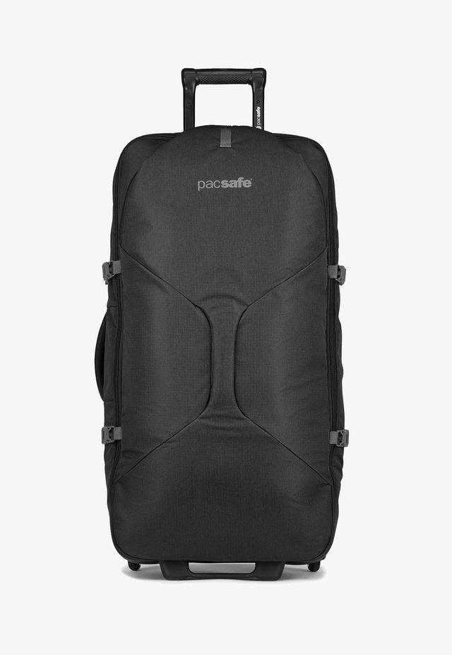 VENTURESAFE - Wheeled suitcase - black