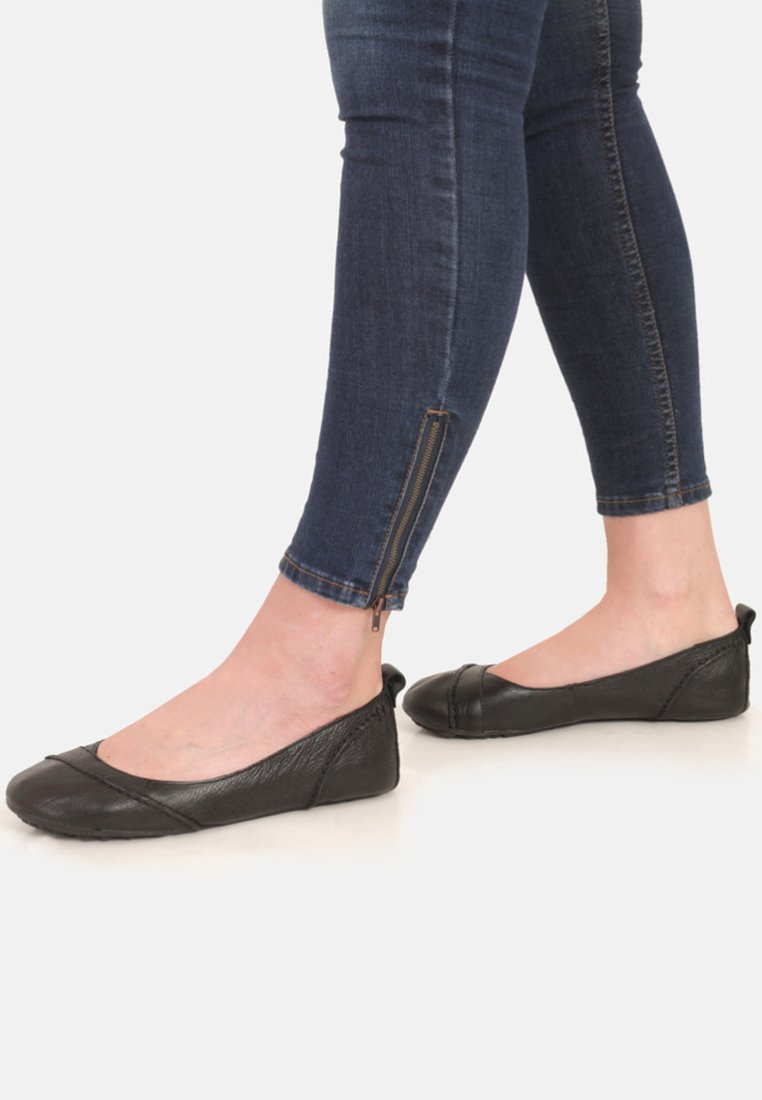 Hush Puppies - JANESSA  - Ballerinat - black