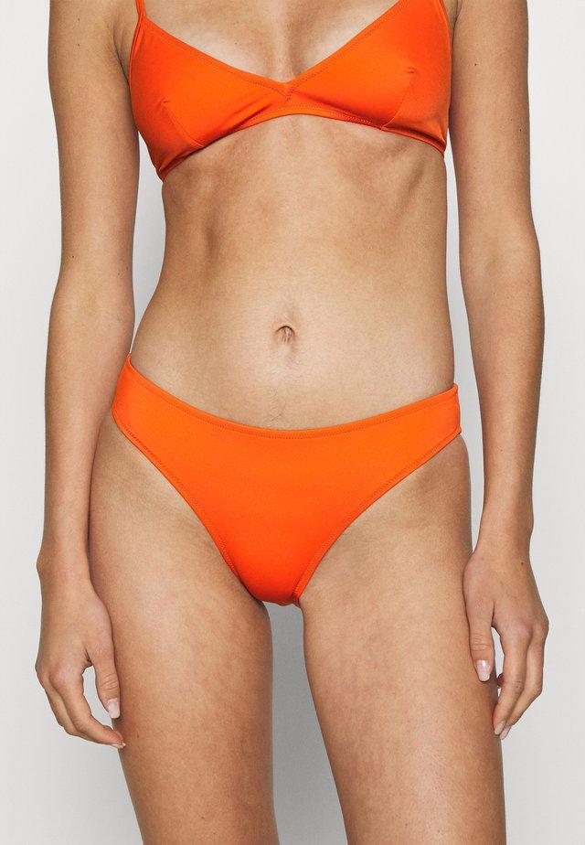 MALOU BOTTOM  - Bikinibukser - golden ochre