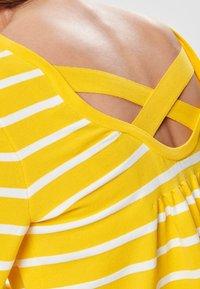 ONLY - Sweatshirt - yellow - 4