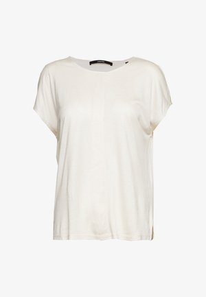 KUSANA - T-Shirt basic - soft stone
