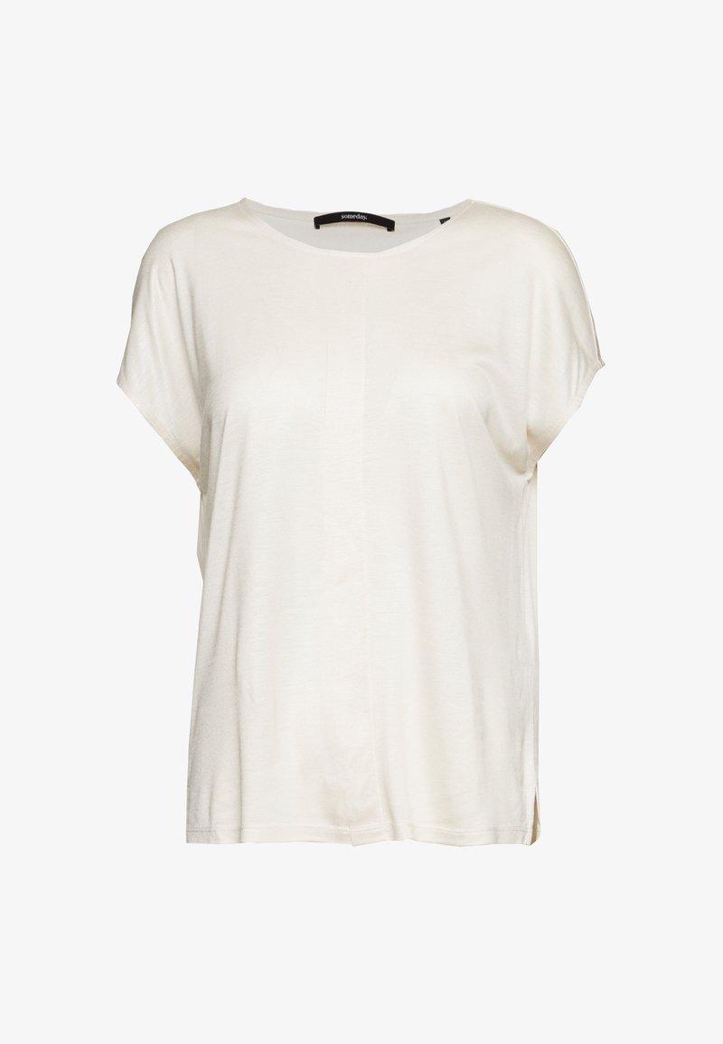 someday. - KUSANA - Camiseta básica - soft stone